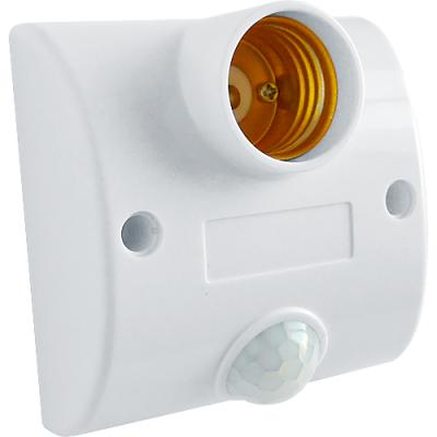 Motion Activated Light Socket Adapter